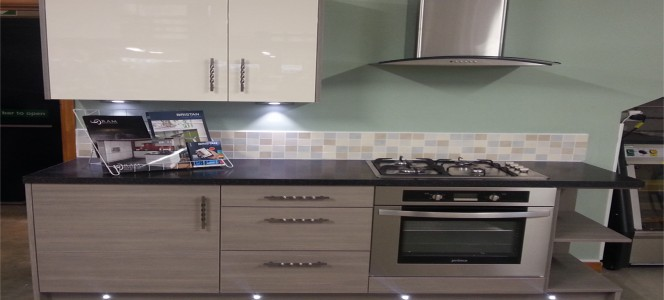 C T Baker Aylsham Kitchen Display